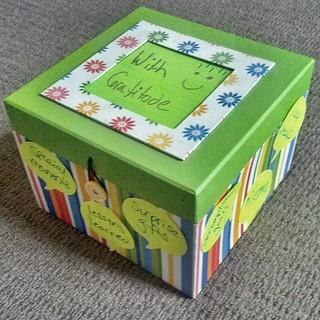 The Box of Gratitude