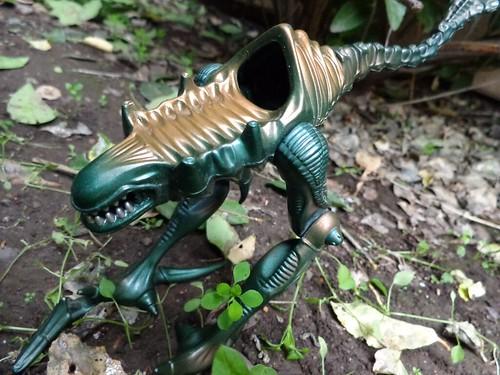 Swarm Alien Carrier