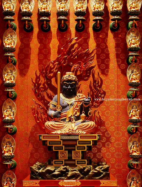 Acala Buddha Tooth Relic Temple