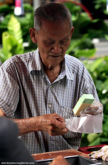 Ice Cream Vendor SIngapore