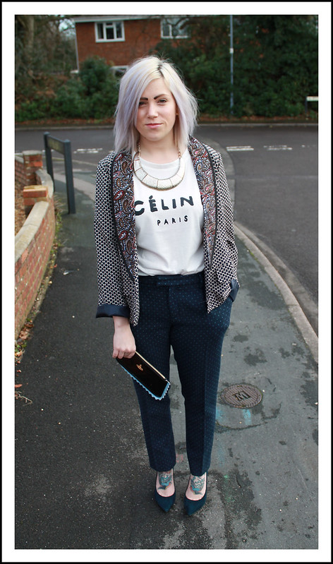 Jack Wills trousers outfit post