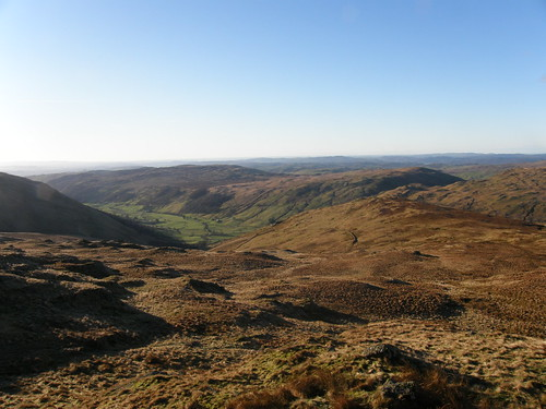 Longsleddale and Great Howe