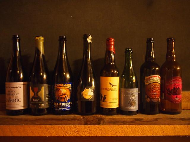 Elizabeth's Birthday Beers