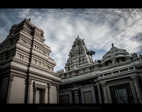 Sri Punnai Srinivasa Perumal Temple by Rajanna @ Rajanna Photography