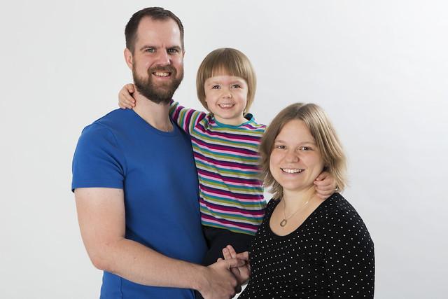 Familjefoto 2012