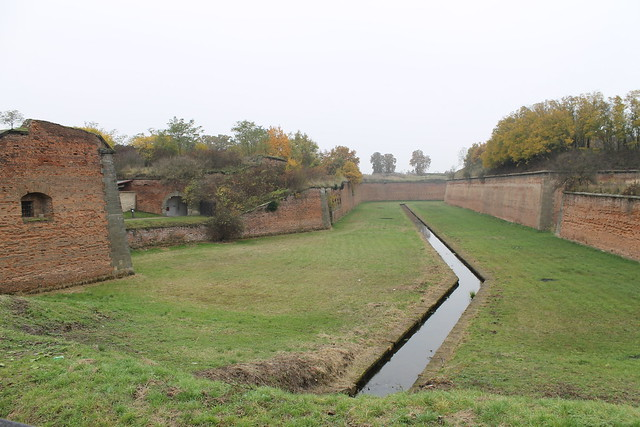 Fortifications around Terezín