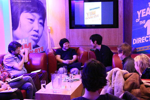 Interviews with Director Yim