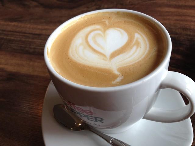 Coffee factory in Gangwondo