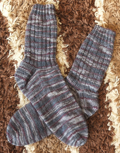 Socken 24 - 2012