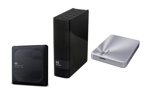 WD External Hard Disks