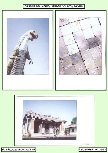 InstaxMini Caotun Collage
