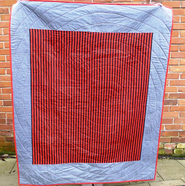 Beano Quilt for Lucy Dec12
