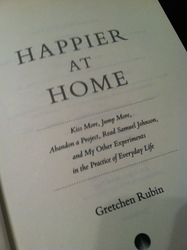 Book Review: Happier at Home