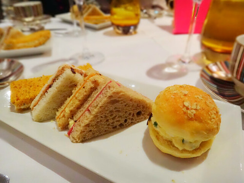 Fashionista's Afternoon Tea @ The Berkeley