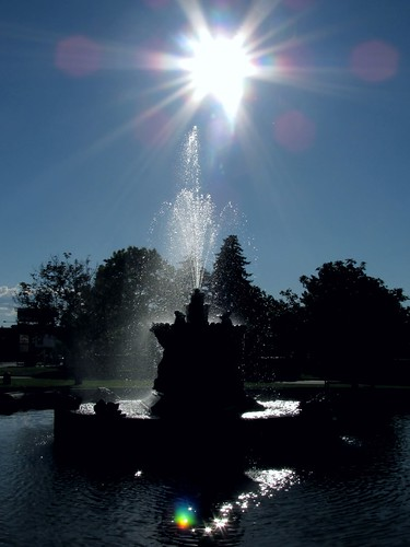 Fountain Flare