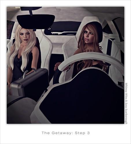 The Getaway 3F