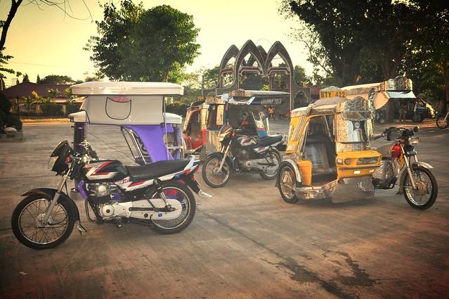 Ilocos Sur Tricycle