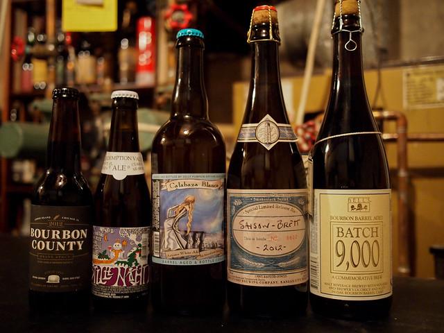 Beer Haul 1-19-13