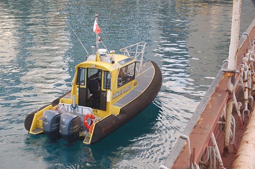 pilot boat by FOC