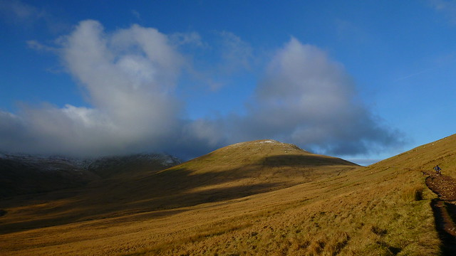Pen-y-Fan, Cribyn