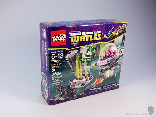 TMNT Kraang's Lab Escape 79100.01
