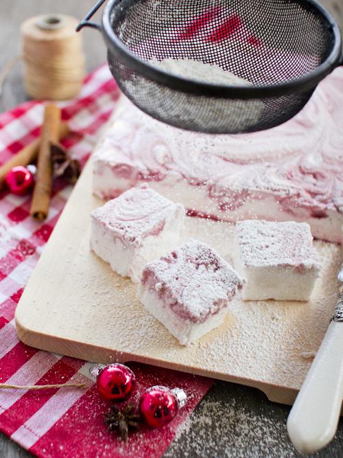 mulled wine marshmallows