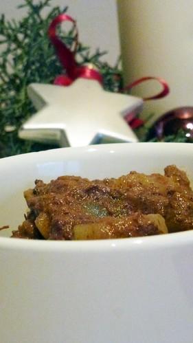 Wild Boar stew - Spezzatino di Cinghiale