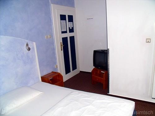 Eingang Zimmer 15 Hostel 2962