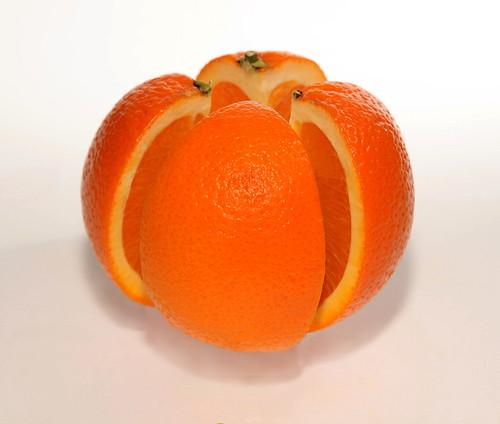 • Orange •
