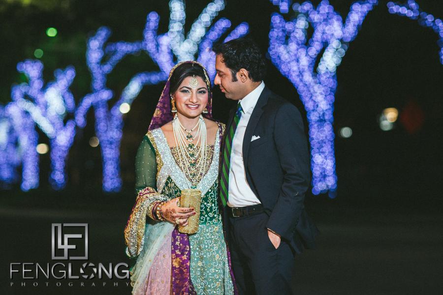 S & A's Valima   Hilton Americas-Houston   Houston, Texas Destination Pakistani Wedding