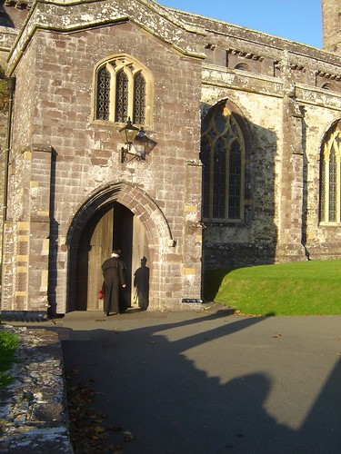 Wales St David's Cathedral