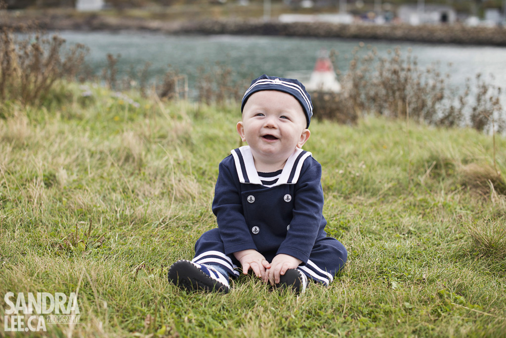 Ethan | Newfoundland Child Photography