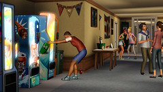 First Screenshots & Box Art of Sims 3 University Life (3/6)