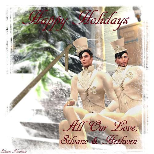 Merry Christmas by SilvanoKorobase