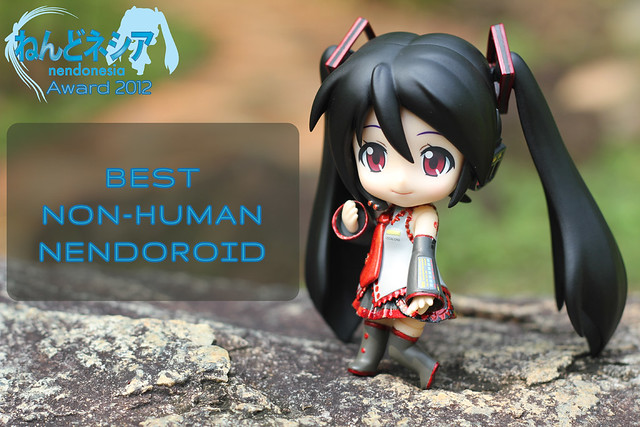 Nendonesia Award 2012: Best Non-Human Nendoroid
