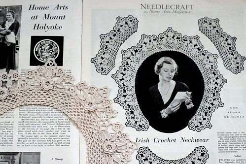 Irish-Crochet-Neckwear