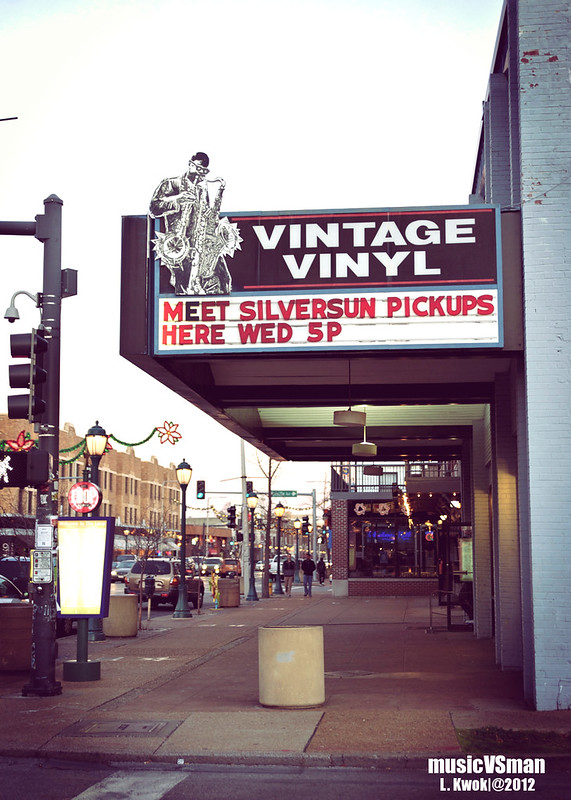 Silversun Pickups @ Vintage Vinyl