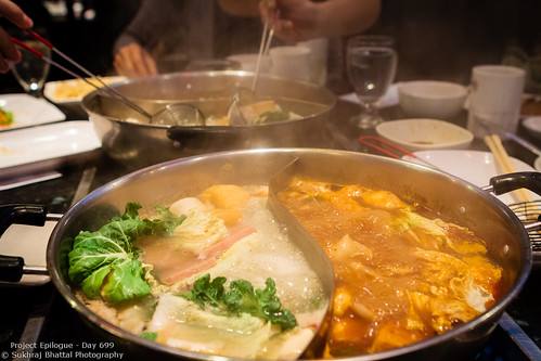 Day 699 - The Hot Pot #Tweetup by SukhrajB