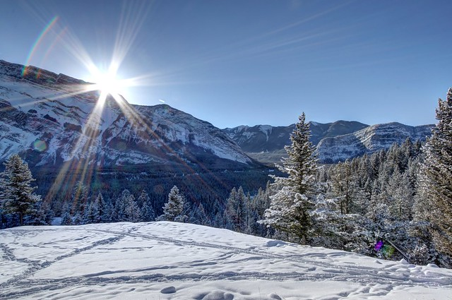 Banff, Tunnel Mountain