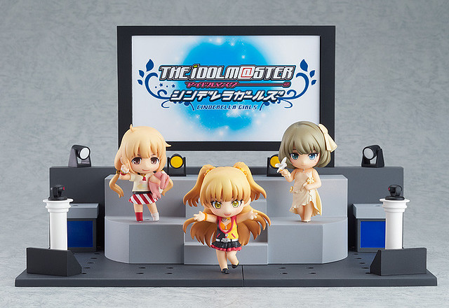 Nendoroid Petite: iDOLM@STER Cinderella Girls & Live Stage