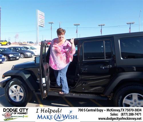 Happy Birthday  by Dodge City McKinney Texas