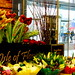 Florists at Kings Cross Station