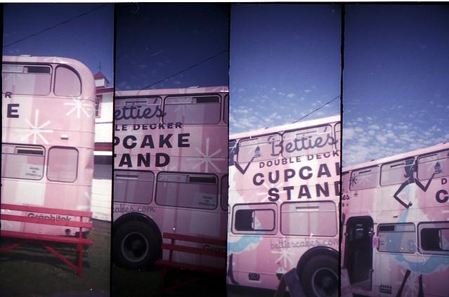 Bettie's cupcake stand