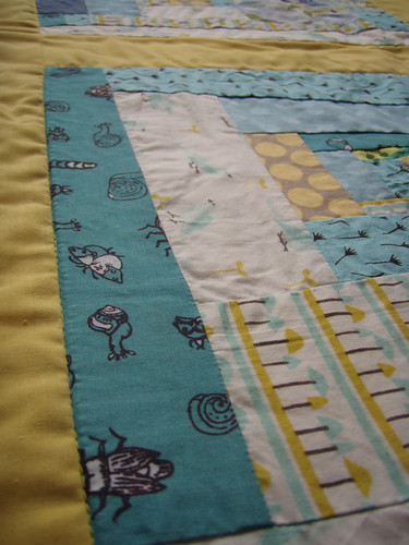 Quilt for Tillie