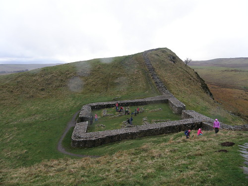 Milecastle 39 again