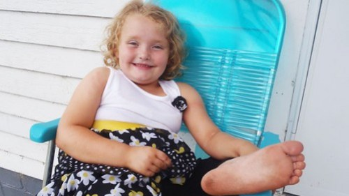 Here Comes Honey Boo Boo: Reality sobre la Pequeña Alana Thompson