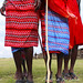 Rural Kenya Masaai / Los Masaai de la Kenia Rural