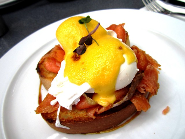 Egg Benedict 1