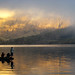 Segara Anak Lake 2000 m of mount Rinjani