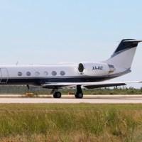 Public Servicios Aereos SA de CV XA-AVZ Gulfstream 4 #NAS